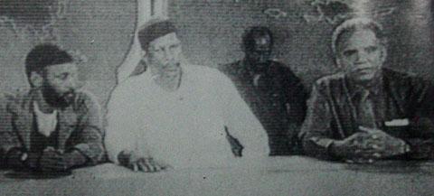 Abu Bakr and Jones P. Madeira on TTT during the 1990 insurrection