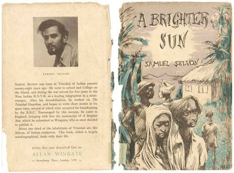 ways of sunlight samuel selvon character Introduction writers like samuel selvon, derek walcott, jean rhys, george lamming, vs naipaul, salman the pleasure of exile, selvon'sway of sunlight, the lonely londoners, moses migrating, moses ascending this ' translational' and 'translation' characteristic features and identity have placed them in the.