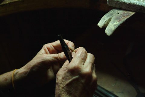 Still from The Solitary Alchemist