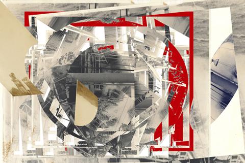 Sinking Ship (2009), by Holly Bynoe