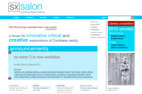 sx salon home page