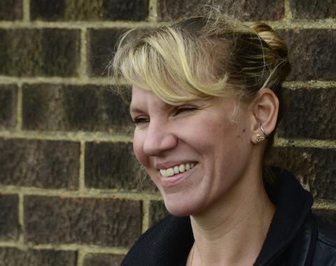 Writer Hannah Lowe